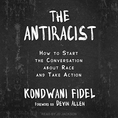 The Antiracist cover art