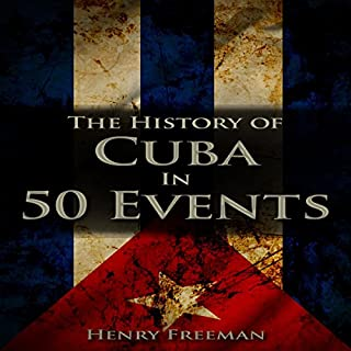 The History of Cuba in 50 Events cover art