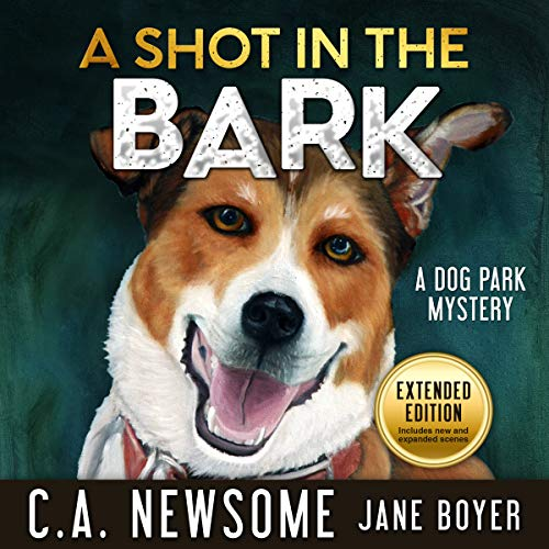 A Shot in the Bark audiobook cover art