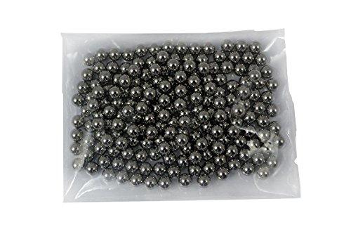 6mm Premium Stahlkugeln 100 Stück Carbon Kugeln von Sector 71 EINWEG