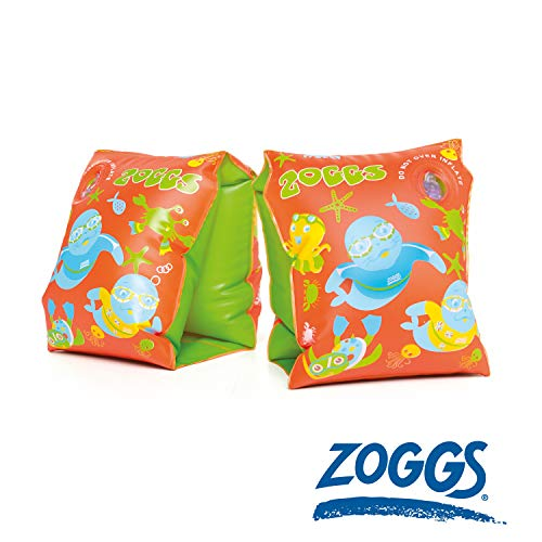 Zoggs Kid's Zoggy Swimming Armbands, 1-6 Years (Max Weight 25kg)