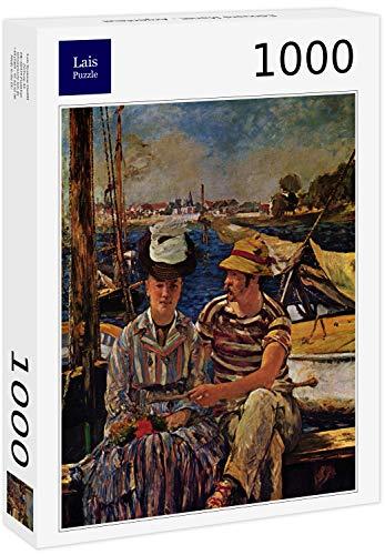 Lais Puzzle Edouard Manet - Argenteuil 1000 Piezas