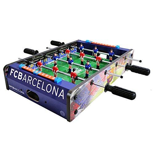FC Barcelona Tisch Fußball Spiel (Einheitsgröße) (Rot/Blau)
