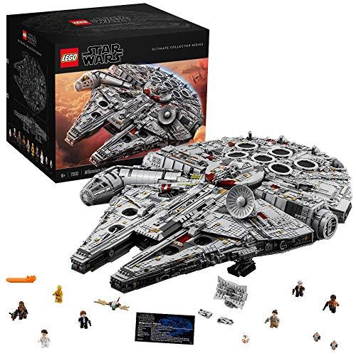 Lego Star Wars 75192 Millennium Falcon Konstruktionsspielzeug