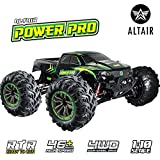 Altair Fast Remote Control Truck 4x4 (48km/h 30MPH) - 1:10 Scale Large Vehicle, Radio Controlled...