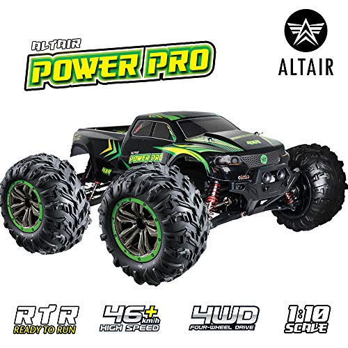 1:10 Scale RC Truck 4x4 - 48+ kmh Speed...
