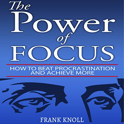 The Power of Focus  By  cover art
