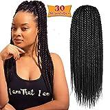6Pcs 14inch 30stands Senegalese Twist Crochet...