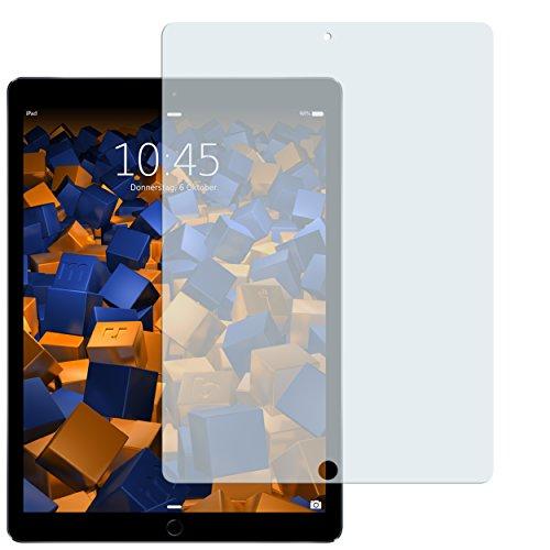 mumbi Schutzfolie kompatibel mit iPad Pro 12,9 (2015-2017) Zoll Folie klar, Bildschirmschutzfolie (1x)