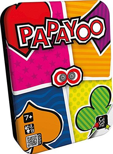 Gigamic 200778 - Juego de Cartas, 8 Jugadores [Importado] - Gigamic. Juego de Cartas, 8 Jugadores, Juegos de Mesa