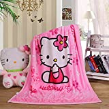 Hello Kitty Blanket for Kids Girls & Adults,...