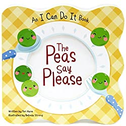 The Peas Say Please by Tori Hane