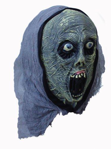 Cesar - 10583 - Déguisement - Masque Zombie avec Capuche Adulte