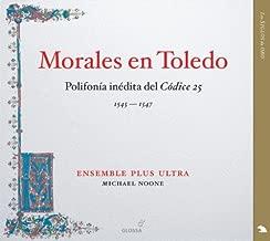 Ensemble Plus Ultra/ Michael Noone Morales En Toledo Symphonic Music