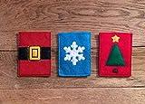 Gift Card Holders, Christmas Gift Card, ChristmasTree Gift Card Holder, Snowflake Gift Card Holder, Santa Suit Gift Card Holder, Gift Wrap