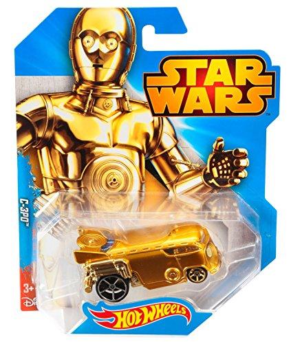 Mattel Figurine - Hot Wheels - Star Wars - C-3P0