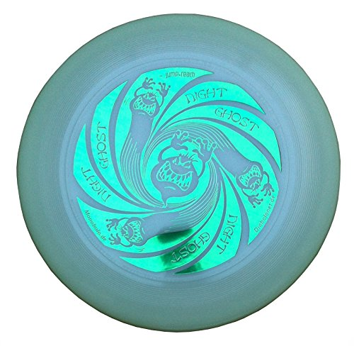 Ultimate Frisbee Discraft Ultra Star 175g NIGHT GHOST NIGHT GLOW nachtleuchtend (Grün)