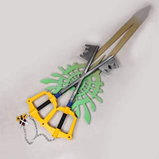 aition 1135 Kingdom Hearts: Birth by Sleep The Completed X-Blade Keyblade PVC Replica Cosplay Prop