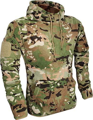 Viper Hombres Tactical Paño Grueso y Suave Hoodie V-Cam tamaño M