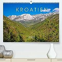 Kroatien 2022 (Premium, hochwertiger DIN A2 Wandkalender 2022, Kunstdruck in Hochglanz): Reiseimpressionen von der Insel Pag und dem umliegenden kroatischen Festland (Monatskalender, 14 Seiten )