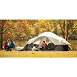 Coleman 8-Person Tent for Camping | Red Canyon Car Camping Tent 3