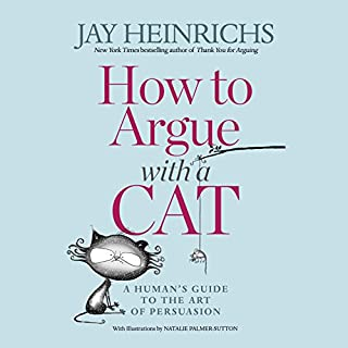 How to Argue with a Cat audiobook cover art
