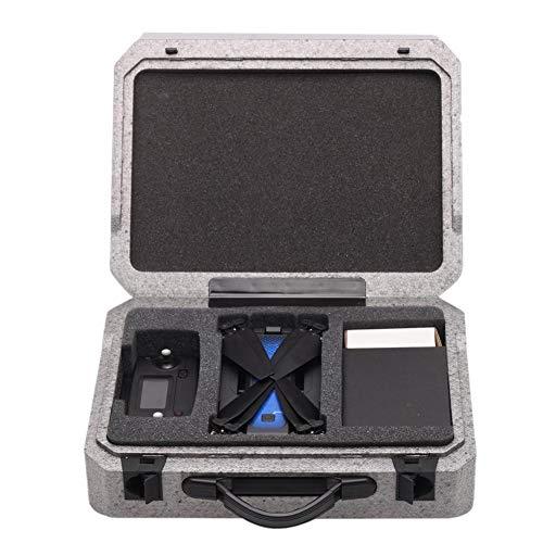 ETbotu Tragetasche,Hardshell Tragetasche Wasserdichte Aufbewahrungsschaum Hülle Für M-J-X Bugs 4 W B4W Drohne Multifunktions Puzzle Fernbedienung Spielzeug Paket