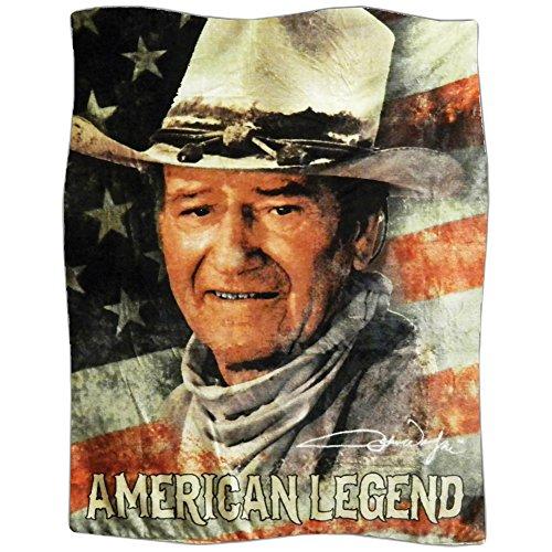 Midsouth Products John Wayne Überwurfdecke - American Legend
