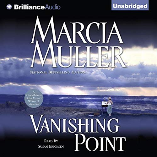 Vanishing Point     Sharon McCone #23              By:                                                                                                                                 Marcia Muller                               Narrated by:                                                                                                                                 Susan Ericksen                      Length: 8 hrs and 12 mins     28 ratings     Overall 4.2