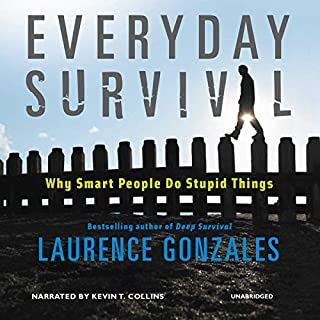 Everyday Survival audiobook cover art
