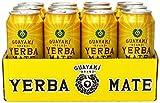 Guayaki, Tea Yerba Mate Lemon Elation Organic, 16 Fl Oz, 12 Pack