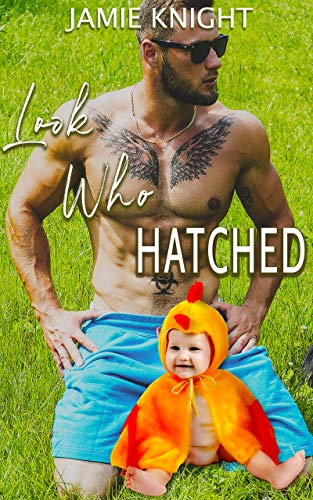 Look Who Hatched: A Spring Secret Baby Romance (Big Apple Love Book 6) (English Edition)