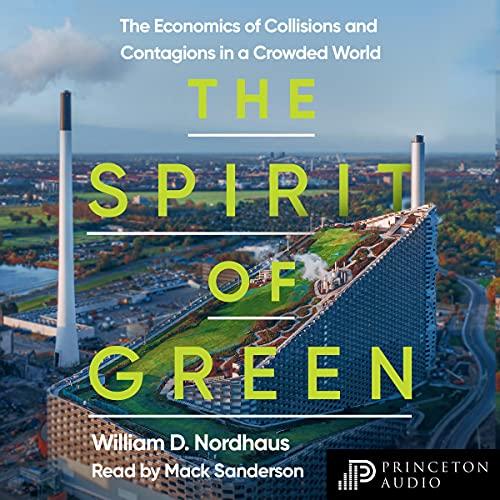 The Spirit of Green cover art