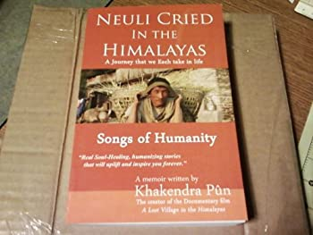 Paperback Neuli Cried in the Himalayas Book