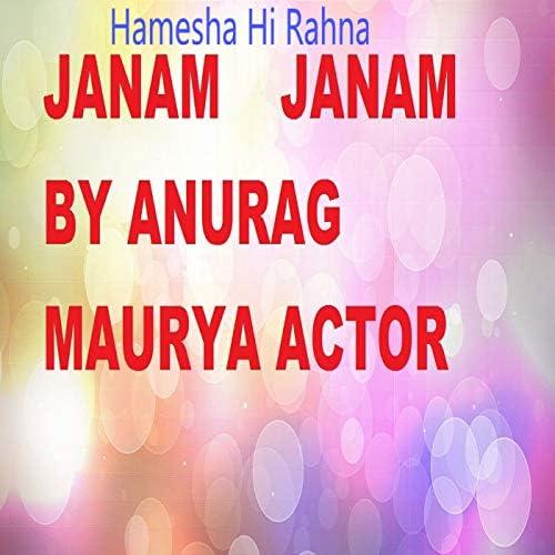 Anurag Maurya Actor