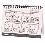 2021年 コミックデザインカレンダー/PEANUTS(スヌーピー)(週めくり) 1000116013 vol.159