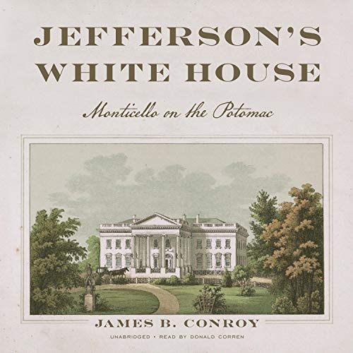 Jefferson's White House cover art