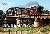 DB-Dampfloks 2020: Kalender 2020 - Eisenbahn-Journal