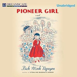 Pioneer Girl audiobook cover art