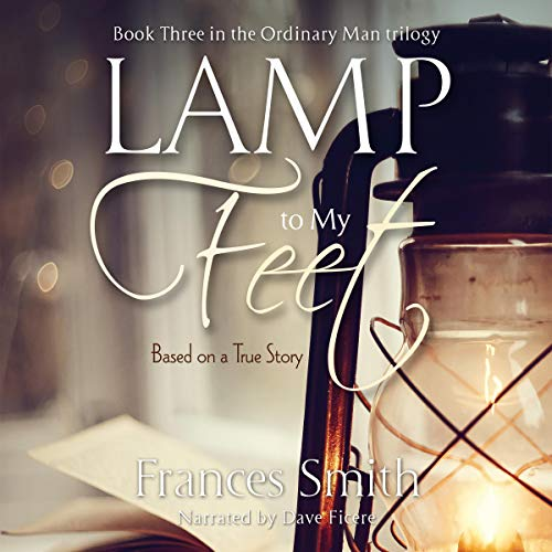 Lamp to My Feet audiobook cover art