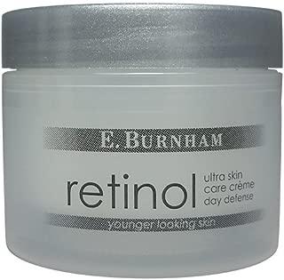 Retinol Ultra Skin Care Créme Day Defense - Anti-Aging Facial Moisturizer Cream - Reduce Wrinkles & Fine Lines 1.7/8 Oz.