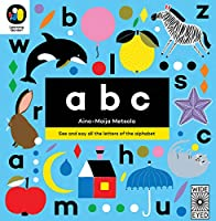 ABC: See and say all the letters of the alphabet (The Learning Garden)