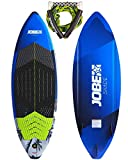 Jobe Shade WakeSurfer Surf Board mit Wakesurf Handle und Rope -