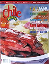 Chile Pepper Magazine June 2003 Barbecue and Grilling Issue