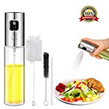 Olive Oil Spritzer Sprayer Bottle for Air Fryer Cooking Oil Mister for Vinegar Canola Vegetable Oil...