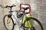 Mottez 2 Bike Wall Mount Folding Stand