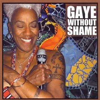 Gaye Without Shame