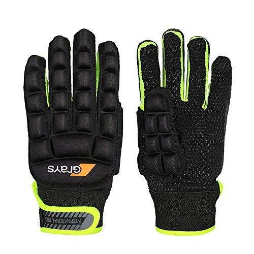 GRAYS International Pro Right Handschuhe, Black/Fluo Yellow, m