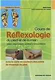 Cours de réflexologie - Du pied et de la main
