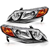 Best Headlights - AUTOSAVER88 Headlight Assembly Compatible with 06 07 08 Review